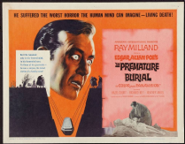 The Premature Burial 1962 DVD - Ray Milland / Hazel Court